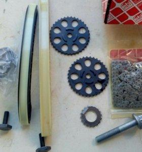 Коплект цепи ,двигатель 1.4 tsi