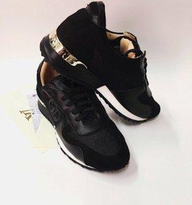 Louis Vuitton кроссовки 🐾