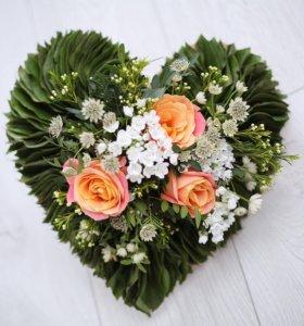 Флорист , букеты на праздник