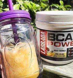 BCAA Labrada power