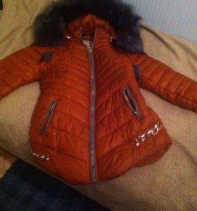 Куртка зимняя. Размер L