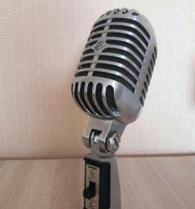 Профессиональный микрофон shure 55sh series ll