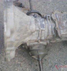 МКП (коробка передач ) для заз-968 (запорожец )