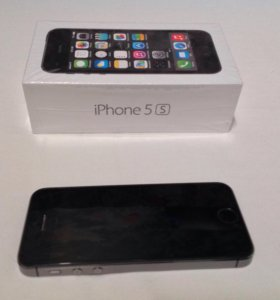 Apple iPhone 5S Space Grey 64Gb