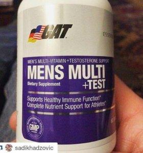 Витамины GAT multi + test