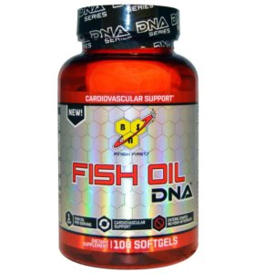 BSN Fish Oil ( рыбий жир )