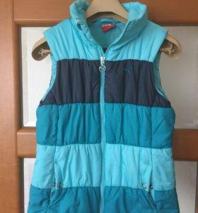 Куртка Безрукавка