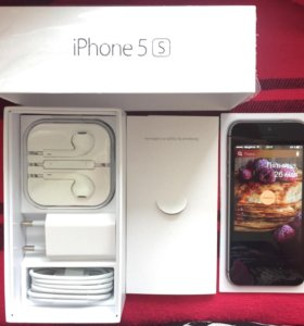 iPhone 5 s, 16 gb