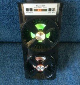 Переносная аудиосистема