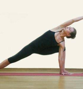 Твой персональный инструктор по йоге