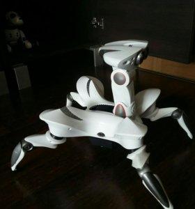 краб-робот