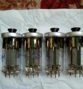 Радиолампы ГС-43 ,  ,ГУ-50 , ГУ-17