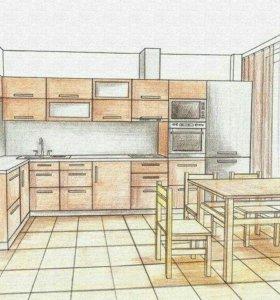Проект мебели на заказ