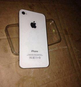 Продаю iPhone 4 s хорошем состоянии