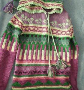 Эльфийский свитер. Худи.