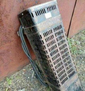 Электровозная печь