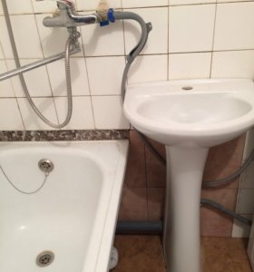 Ванная и раковина