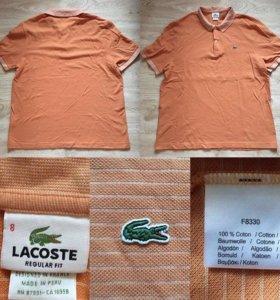 Футболка-поло мужская Lacoste оригинал из США