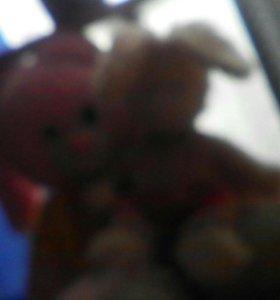 Зайка и его сеста