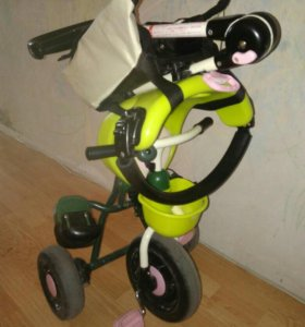 Велосипед ides cargo