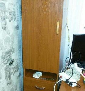 Шкаф+Стол компьютерный