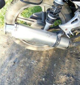 Обмен прадажа мотоцикла PATRON AERO 125