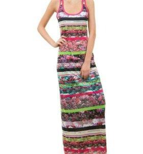 Новое платье в пол Sela