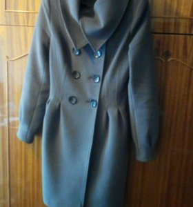 Пальто женское 42-44 р демисезон