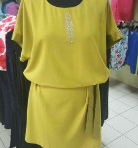 Платье р 54