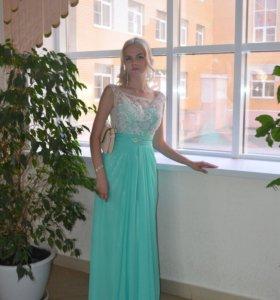 Вечернее платье из бутика Людмилы Аникеевой