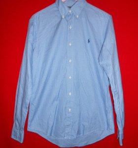 Рубашка в клетку Polo by Ralph Lauren slim fit