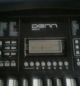 Синтезатор Denn