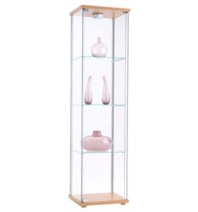 Металлический стеллаж,витрина,стойка,крючки,вешалк
