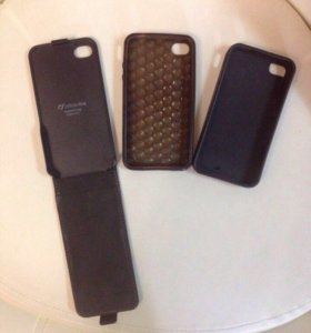 3 чехла на айфон4s