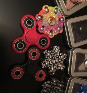 Spinner спиннер Антистресс на керамических игрушка