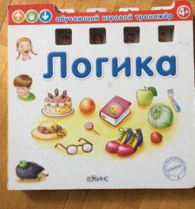 Книга детская обучающая