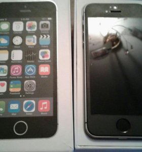 IPhone 5s,Space Grey 16gb