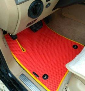 Автомобильные коврики EWA