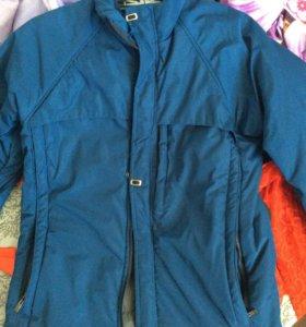 Куртка ветровка 50-54 размера