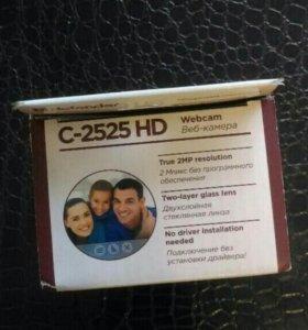 Новая веб-камера