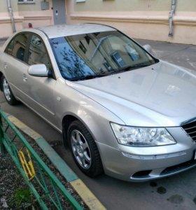 Hyundai sonata nf 2,4