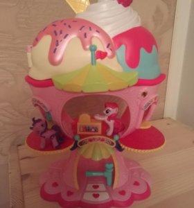 Домик мороженое my little pony обмен