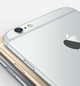 Apple Iphone 6 64GB (REF) Silver