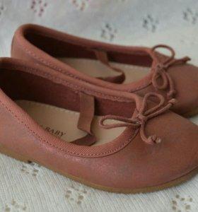 Туфельки Zara, размер 19