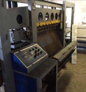 Пресс-автомат ПВС 1250У для цпвс и ВСА 97 рабица