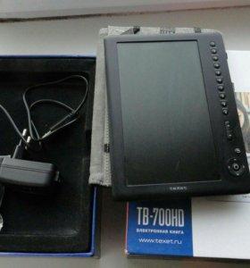 Электронная книга TeXet TB-700HD бу