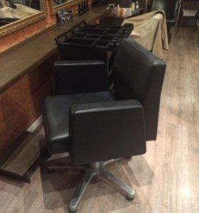 Оборудование для парикмахерской б/у