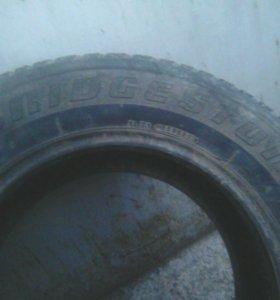 2 шины Шины Bridgestone Dueler H/T 840.265/65R17