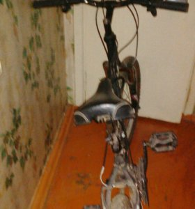 Велосипед 18 скорастей