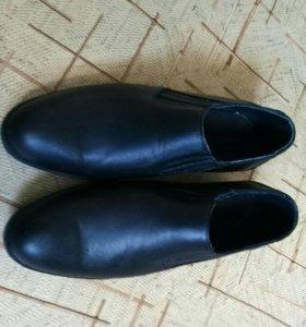 Туфли мужские, новые, 40 размер